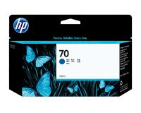 HP No.70 Ink Cartridge Blue 130ml (Vivera) (C9458A)