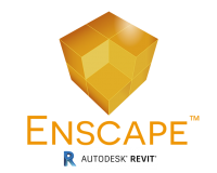 Enscape Rendering for Revit (Fixed Licence) for 1-Year