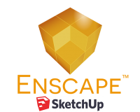 Enscape for SketchUp (Fixed Licence) for 1-Year