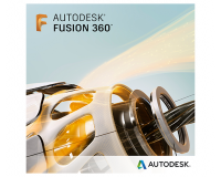 Autodesk Fusion 360 (Cloud) - 1-Year Single User Commercial Licence
