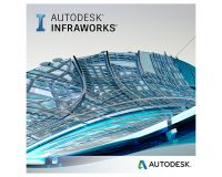 Autodesk Infraworks 2018 Subscription for 3-Months - Windows