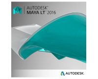 Autodesk Maya LT 2018 - 1-Year Single-User Commercial Licence