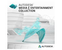 Autodesk M&E Industry Collection - 1-Year Single User Commercial Licence