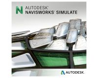 Autodesk Navisworks Simulate 2018 - 1-Year Single-User Commercial Licence