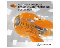 Autodesk Product Design & Manufacturing Industry Collection - 1-Year Single User Commercial Licence