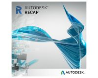 Autodesk ReCap 360 2018 - 1-Year Single User Commercial Licence