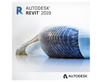 Revit Full 2019 Commercial New Single User Monthly Auto-Renew Subscription