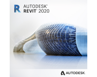 Autodesk Revit Full 2021 BIM Software - 1-Year Single-User Commercial Licence