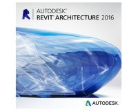 Autodesk Revit Architecture 2016 - 1-Year Single-User Commercial Licence