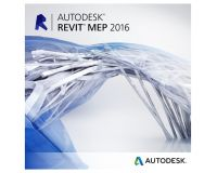 Autodesk Revit MEP 2016 - 1-Year Single-User Commercial Licence