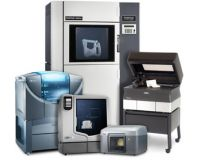 Stratasys Objet Eden, Dimension and Fortus 3D Printers