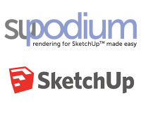SU Podium V2.5 Plus for SketchUp - Commercial Licence