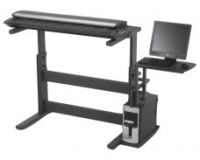 Colortrac Universal Repro Stand (URS Stand) - Used