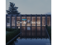 V-Ray for SketchUp Perpetual Licence